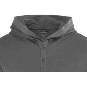 Icebreaker Trailhead sweater Heren grijs